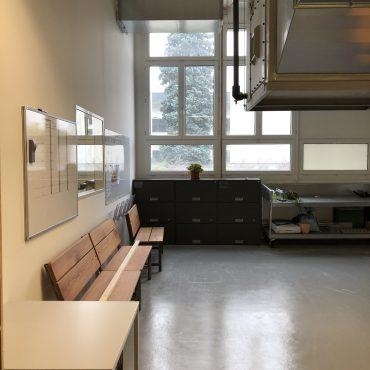 Umbau Geschäftshaus 4