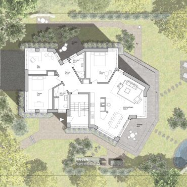 Wettbewerb Neubau Mehrfamilienhaus 5