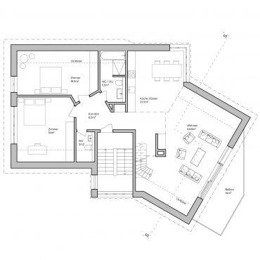 Wettbewerb Neubau Mehrfamilienhaus 7