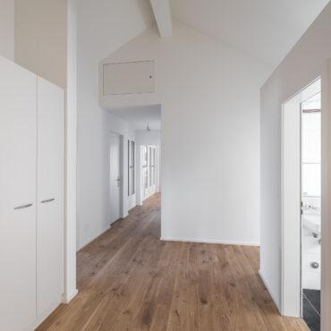 Umbau Mehrfamilienhaus 3