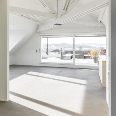 Umbau 2. Obergeschoss und Dachgeschoss 15