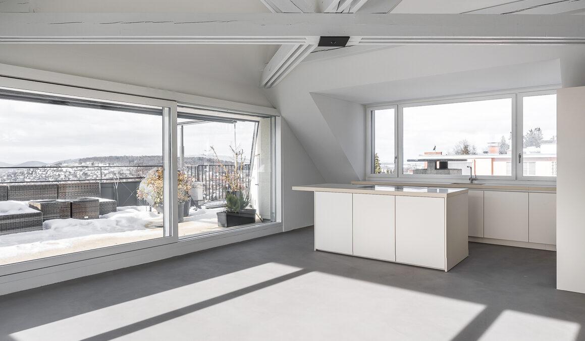 Umbau 2. Obergeschoss und Dachgeschoss 10
